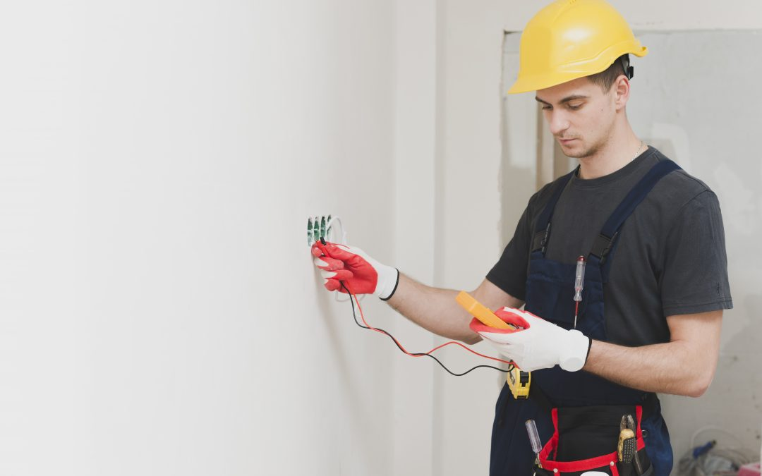 Why you should have a full electrical survey of your home every ten years.