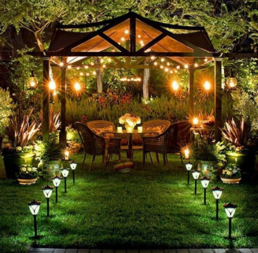 Some ideas to enhance your enjoyment of your garden this Summer.